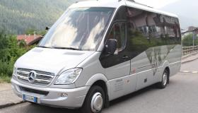 Bus hire service for 9 to 21 seater buses
